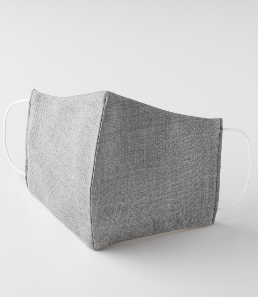 ルセンティエ[LeSentier]コットンマスク(マスクカバー)