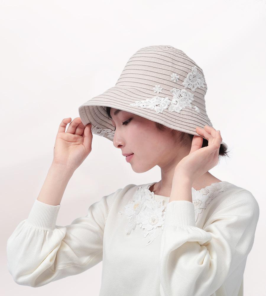 ルセンティエ[LeSentier]帽子